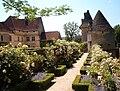 Chateau et Jardins de Losse - Montignac Lascaux - Périgord Dordogne.jpg