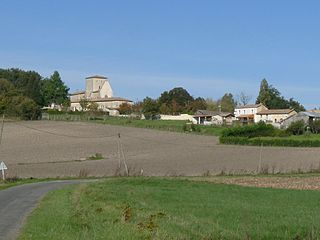 Chatenet Commune in Nouvelle-Aquitaine, France