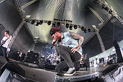 Chelsea Grin beim With Full Force Festival 2013