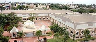 Nandambakkam - Chennai Trade Centre in Nandambakkam.