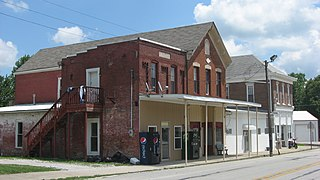 Lexington, Indiana Unincorporated community in Indiana, United States