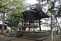 Chiba-dera Temple Bell Tower (30040974905).jpg