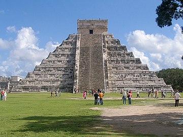 mayan pyramids wikipedia