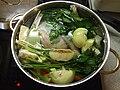 Chicken soup, Hühnersuppe 2.JPG