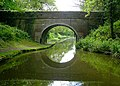 Chillington Bridge near Brewood, Staffordshire - geograph.org.uk - 1356535.jpg