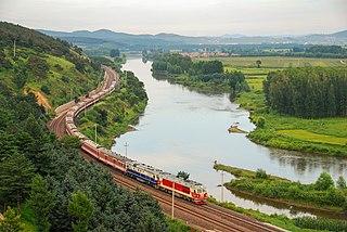 Harbin–Suifenhe railway