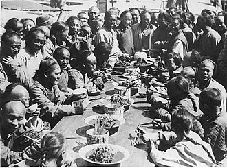 History of Chinese cuisine - Chinese Street Food in Beijing (1926–1927)