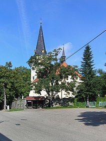 Chotýšany, church.jpg