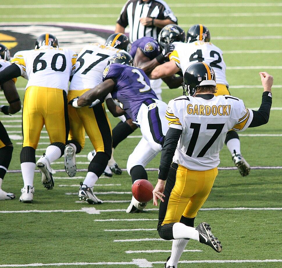 ChrisGardocki Steelers 2006