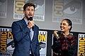 Chris Hemsworth & Tessa Thompson (48470866911).jpg