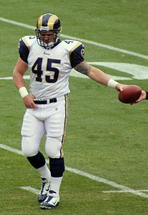 Chris Massey - At a game in Denver in November, 2010.