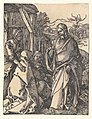 Christ Taking Leave from his Mother, from The Small Passion MET DP820441.jpg