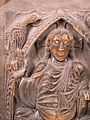 Christ in Majesty surrounded by the Tetramorph in the Basilique Saint-Sernin-IMG 1839.JPG