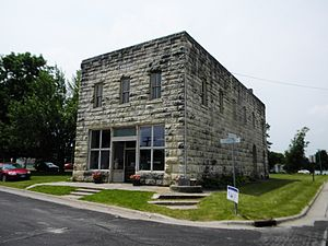 National Register of Historic Places listings in Houston County, Minnesota - Image: Christian Bunge, Jr. Store NRHP 82002964 Houston County, MN