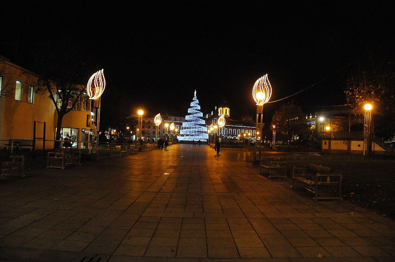 File christmas decorations braga 2014 12 jpg wikimedia for 2014 christmas decoration