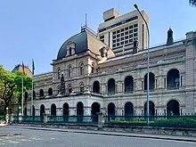 Arbre de Noël en 2019 à Parliament House, Brisbane, Queensland 03.jpg