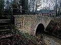 Church Lane Bridge, Church Lane, Pleasley Vale, Nottinghamshire (1).jpg