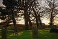 Church of St Mary, Stapleford Tawney, Essex, England - churchyard southwest.jpg