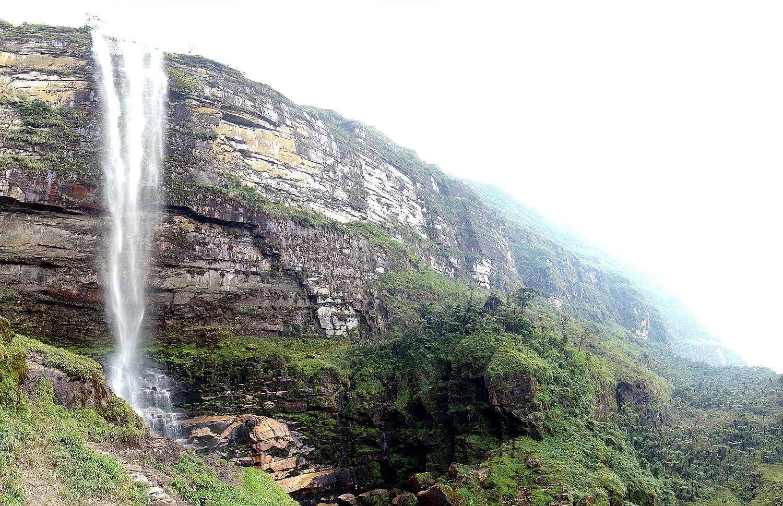 Chutes de Gocta Août 2007 - Panorama 1.jpg