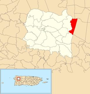 Cibao, San Sebastián, Puerto Rico Barrio of Puerto Rico