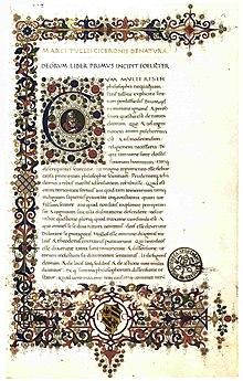 Cicero, De natura deorum, BAV, Urb. lat. 319.jpg
