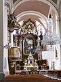 Cieszyn - Kościół św. Marii Magdaleny - Nawa główna 01.JPG