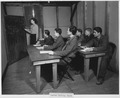 Civilian Conservation Corps, Third Corps Area, letter writing class - NARA - 197143.tif