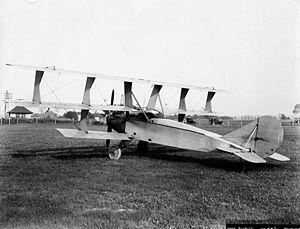 Curtiss Model L - Image: Civilian landplane Curtiss L