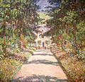 Claude Monet, La grande allée à Giverny (1900).jpg