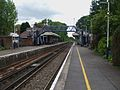 Claygate station look south.JPG
