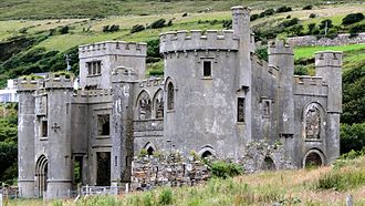 Clifden Castle - Clifden Castle
