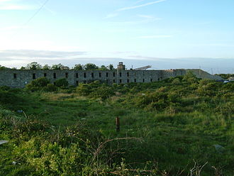 Cliffe, Kent - Cliffe Fort in 2007
