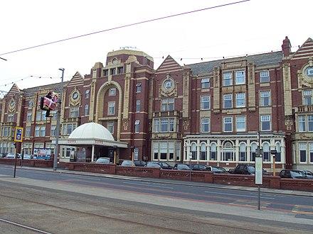 Roscrea Hotel Blackpool