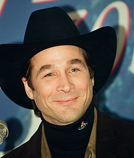 Clint Black country singer-songwriter