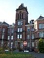 Clock Tower Entrance, Northern General Hospital, Sheffield - geograph.org.uk - 1078488.jpg