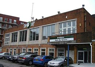 Cardiff RFC - Cardiff RFC clubhouse