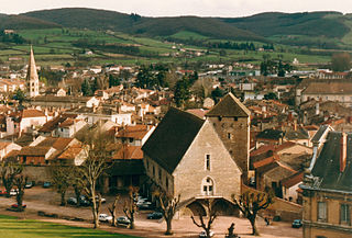 Cluny Commune in Bourgogne-Franche-Comté, France