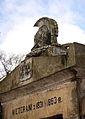 Cmentarz rakowicki - pomnik weteranów.jpg