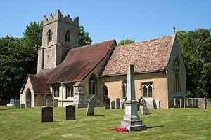 Teversham - The Parish Church of All Saints