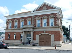 Coaldale Town Hall, Schuylkill County PA.JPG