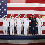 Coast Guard Air Station Elizabeth City, NC, holds change of command 140626-G-ZZ999-001.jpg