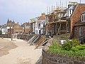 Coastal properties at North Berwick - geograph.org.uk - 1376883.jpg