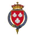 Coat of arms of Arnold van Keppel, 1st Earl of Albemarle, KG.png