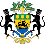Coat of arms of Gabon.svg