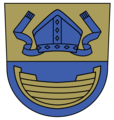 Coat of arms of the Evangelical Lutheran Diocese of Helsinki.png
