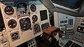 Cockpit simulators for the Buran spacecraft (fragment, control panel).jpg