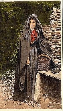 Kinsale cloak - Wikipedia