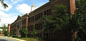 Columbus High School (Columbus, Georgia) - Columbus High School today.
