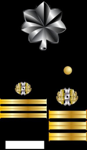 Harmon Rabb - Image: Commander O5