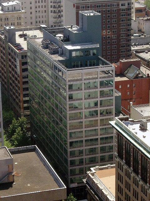Commonwealth-Equitable Building - Portland Oregon